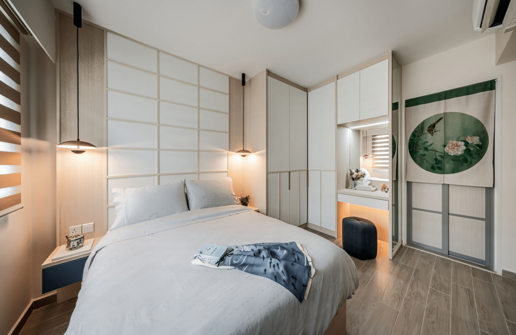13 Practical Lessons for Small HDB Bedrooms Design [Tips by Weiken]