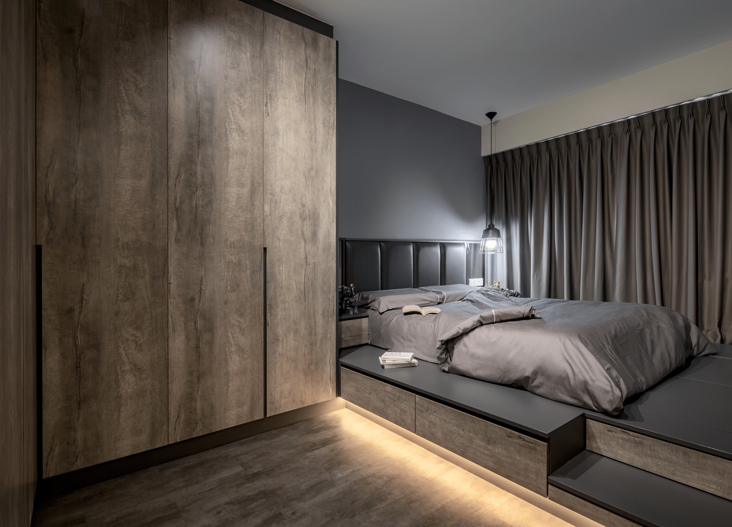 9 Practical Lessons for Small HDB Bedrooms Design [Tips by Weiken]