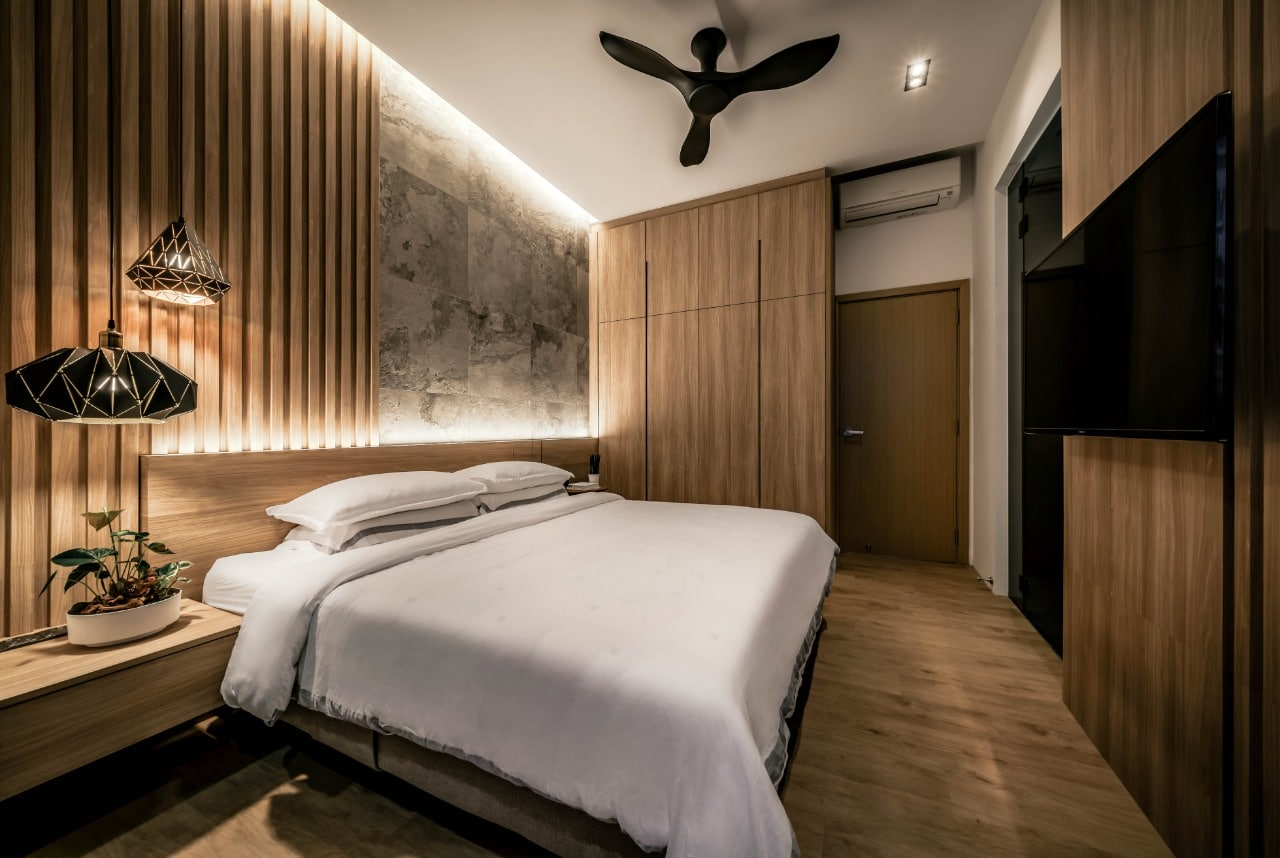 3 Practical Lessons for Small HDB Bedrooms Design [Tips by Weiken]