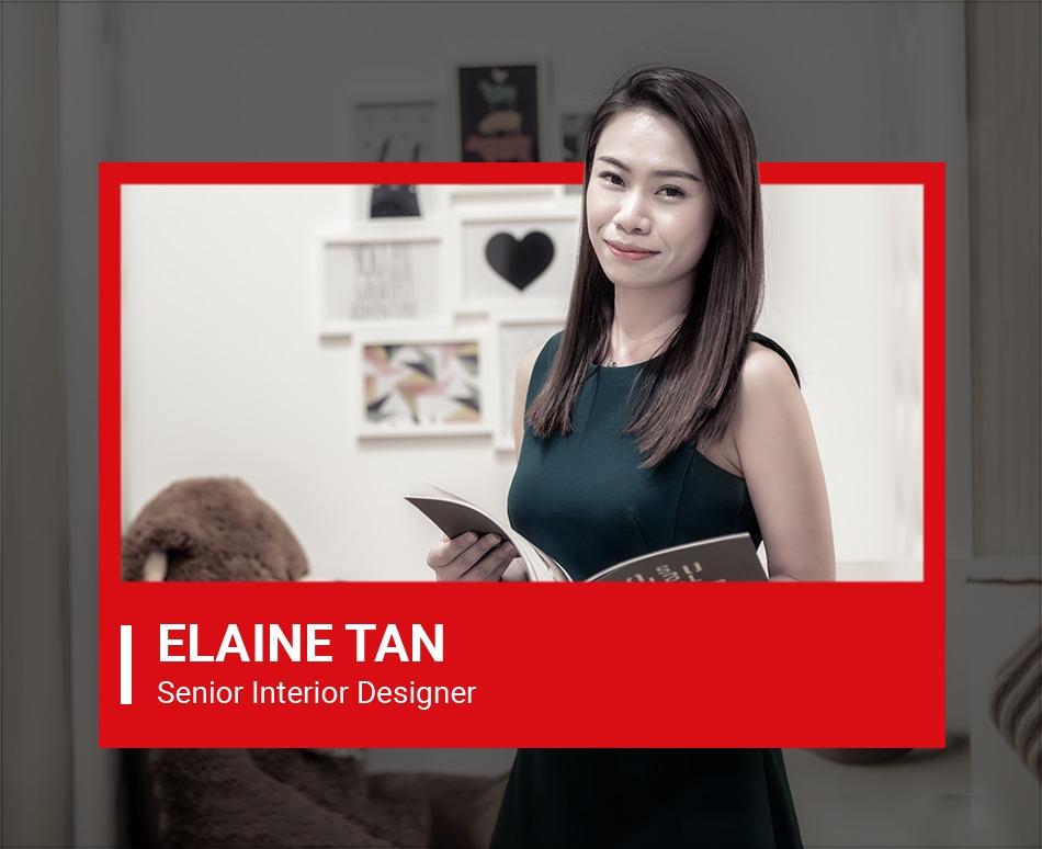 elaine-red