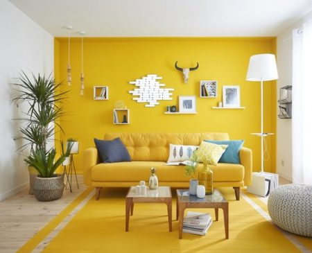 yellow-painting-living-room